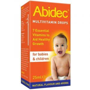 Abidec-Multivitamin-Drops