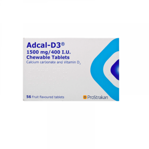 Adcal-D3-Fruit -lavoured-56-Chewable-Tablets