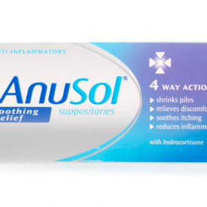 Anusol Soothing-Relief-12-Suppositories