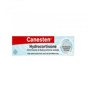 Canesten- Hydrocortisone-15g