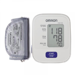 Omron-M2-Basic-Automatic-Upper-Arm-Blood-Pressure-Monitor-(HEM-7120E)