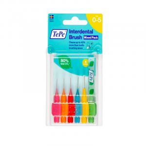 TePe-Interdental-Brush-Mixed-Pack-6s