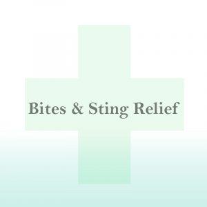 Bites & Sting Relief
