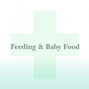 Feeding & Baby Food