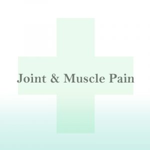 Joint & Muscle Pain