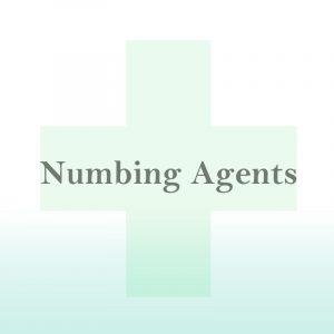 Numbing Agents